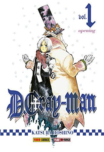 D.Gray-Man - vol. 1