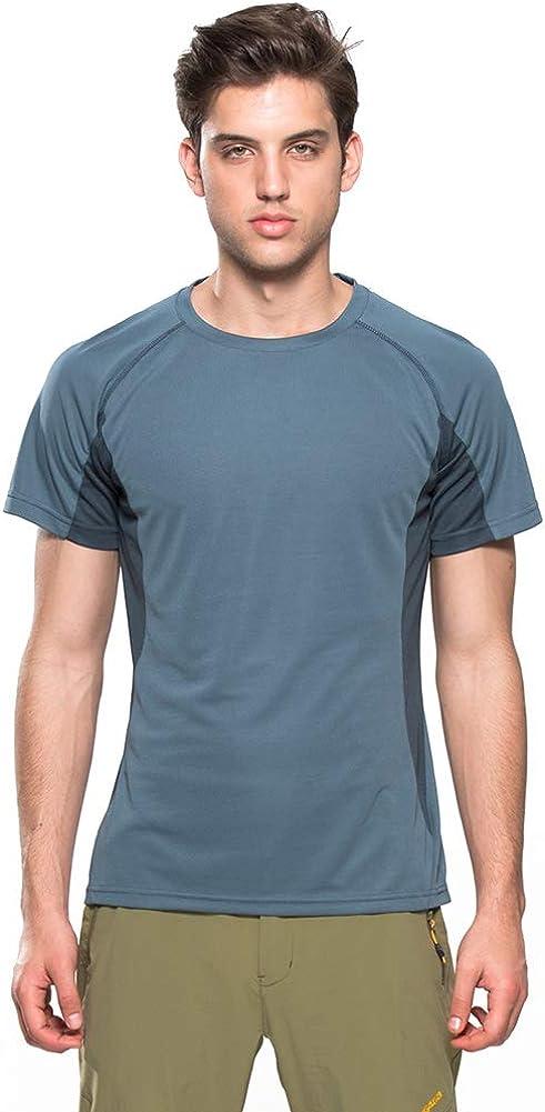 JOMLUN 5% OFF 35% OFF Men's Quick Dry Regular T-Shirt Short Sleeve Fit
