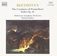 Creatures of Prometheus by BEETHOVEN (1998-06-02)