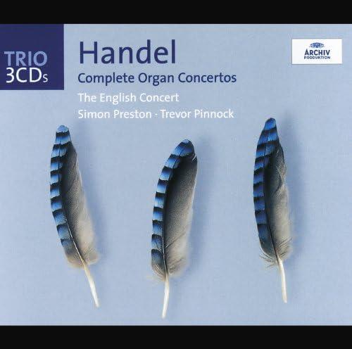 Simon Preston, The English Concert, Trevor Pinnock, George Frideric Handel & John Stanley