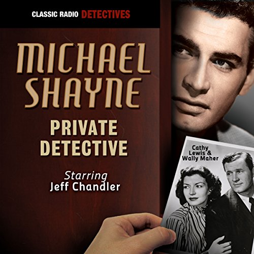 Michael Shayne, Private Detective cover art