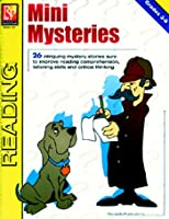 9パックRemedia Publications Mini Mysteries