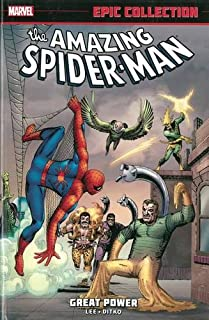 Amazing SpiderMan Epic Collection: Great Power: 1