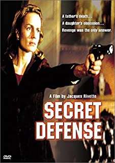 Secret Defense by Sandrine Bonnaire
