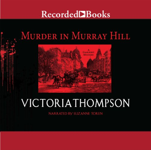 Murder in Murray Hill audiobook cover art