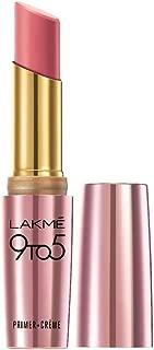 Lakme 9To5 Primer + Crème Lip Color, Pink Twist CP9, 3.6 g