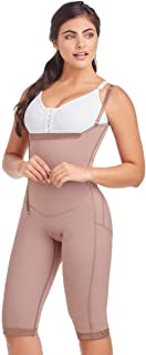 11021 Womens Powernet Girdle with Zipper