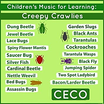 Children's Music for Learning: Creepy Crawlies