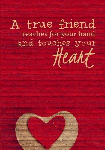 A True Friend - A Friendship Journal