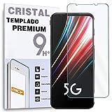 Protector de Pantalla para ZTE NUBIA RED MAGIC 5G, Cristal Vidrio Templado Premium
