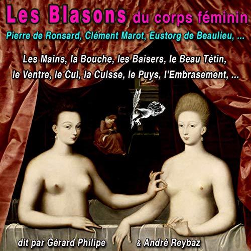 Les Blasons du corps féminin cover art
