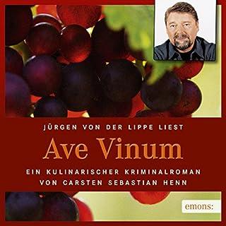 Ave Vinum     Julius Eichendorff 7              Autor:                                                                                                                                 Carsten Sebastian Henn                               Sprecher:                                                                                                                                 Jürgen von der Lippe                      Spieldauer: 5 Std. und 44 Min.     101 Bewertungen     Gesamt 4,8