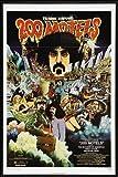 200Motels Zappa, Frank Poster 61cm x 91cm 61x