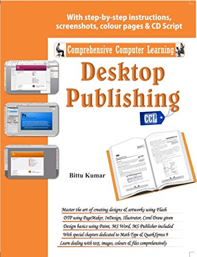 Desktop Publishing (English Edition)