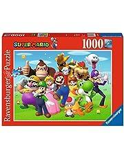 Ravensburger 149704 Puzzel Super Mario - Legpuzzel - 1000 Stukjes