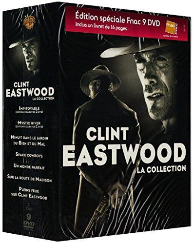 Coffret Clint Eastwood - 7 Films - 9 Dvd
