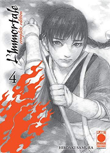 L'immortale. Complete edition (Vol. 4)