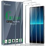 Ferilinso Cristal Templado para Sony Xperia L4 Protector de Pantalla, [3 Pack] Protector de Pantalla Screen Protector para Cristal Templado Sony Xperia L4