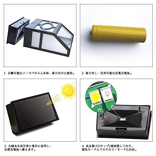 SUNVIC(サンビック)『ソーラーライトセンサーライトガーデンライト』