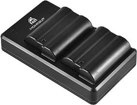 Homesuit EN-EL15 EN EL15A Battery and USB Dual Charger...