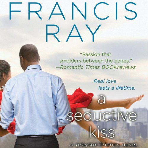 A Seductive Kiss audiobook cover art