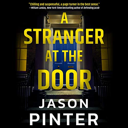 A Stranger at the Door Audiobook By Jason Pinter cover art