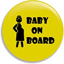 Best baby on board pin badge Reviews