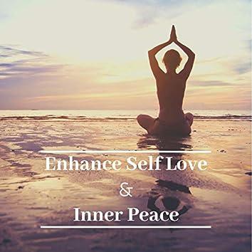 Enhance Self Love & Inner Peace: Spritual Music for Meditation, Yoga, Sleep