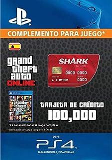 Grand Theft Auto Online - GTA V Cash Card | 100,000 GTA-