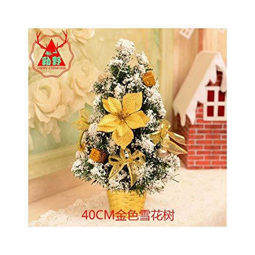 WUFANGFF Natale/Decorazioni/Mini/Albero di Natale Set/Mini/Decorazioni Natalizie/Accessori per Desktop
