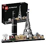 LEGO 21044 Architecture Skyline Collection París, Set de Construcción Modelo de Coleccionista Maqueta Decorativa