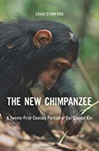 The New Chimpanzee: A Twenty-First-Century Portrait of Our Closest Kin