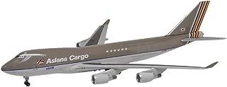 Dragon Models Asiana Cargo B747-400F HL7436 Diecast Aircraft, Scale 1:400