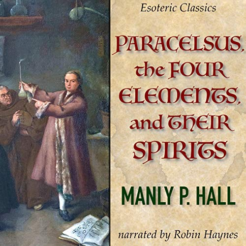 Paracelsus, The Four Elements and Their Spirits  By  cover art