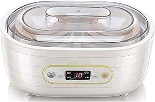 Household Yogurt Machine, Multifunctional Yogurt Machine, Ceramic Cup Making Homemade Small Household Automatic Yogurt Mac...