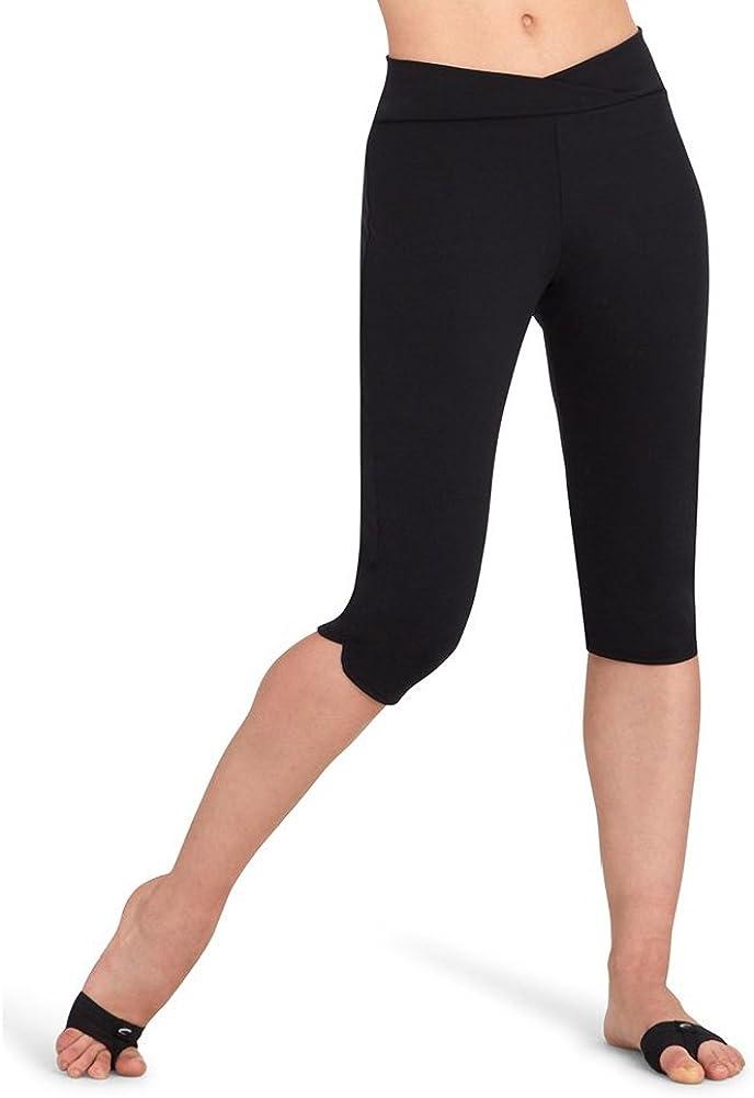 Capezio Women's Knee Capri-Adult