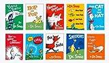 Dr. Seuss Celebrate Seuss Book Blocks 24'' Panel Adventure Fabric