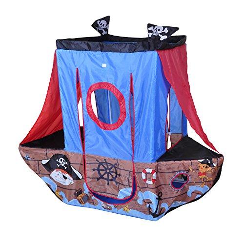 Knorrtoys 55701 - Spielzelt Piratenschiff