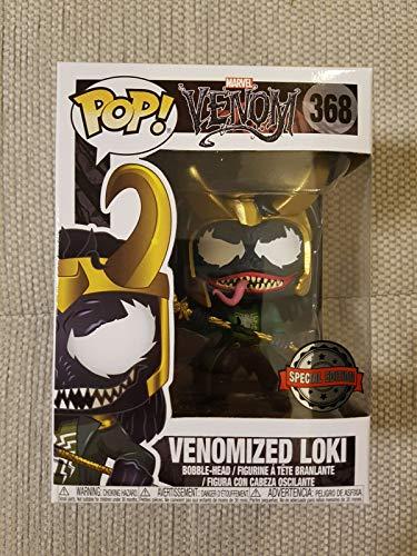 Funko Pop Loki Venomizado (Venom 368) Funko Pop Marvel