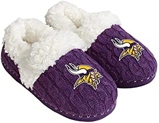vikings slippers