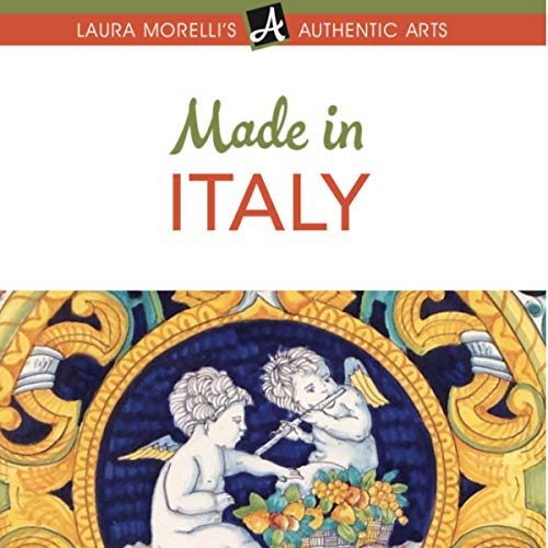 Made in Italy: A Shopper's Guide to Italy's Best Artisanal Traditions, from Murano Glass to Ceramics, Jewelry, Leather Goods, and More audiobook cover art