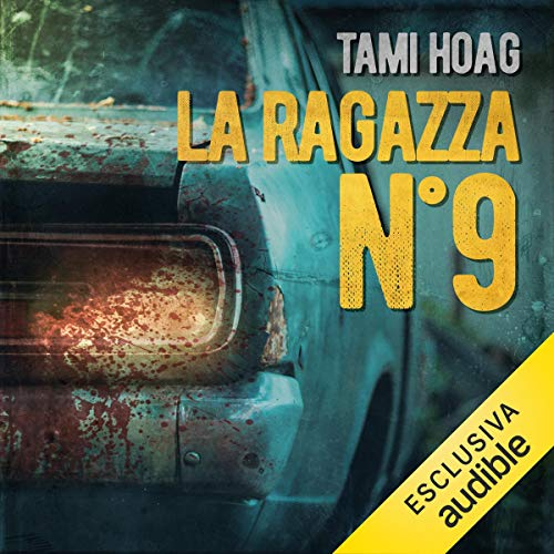 La ragazza n. 9     Sam Kovac e Nikki Lisk              Written by:                                                                                                                                 Tami Hoag                               Narrated by:                                                                                                                                 Gianni Gaude                      Length: 15 hrs and 4 mins     Not rated yet     Overall 0.0