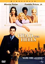 Head Over Heels Movie Poster (27 x 40 Inches - 69cm x 102cm) (2001) Style B -(Monica Potter)(Freddie Prinze Jr.)(Shalom Harlow)(Ivana Milicevic)(China Chow)(Jay Brazeau)