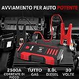 Zoom IMG-1 buture avviatore batteria auto picco