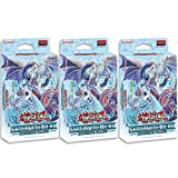 Freezing Chains Structure Deck Set of 3 YuGiOh Konami