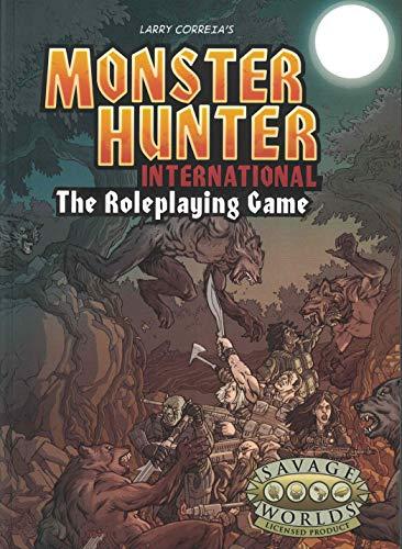 Monster Hunter International RPG SWADE (GKG044)