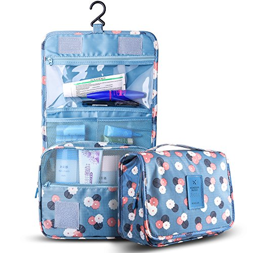 Roybens Beauty Case Daisy Blue