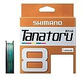シマノ(SHIMANO) PEライン タナトル8 300m 2.0号 42.8lb PL-F78R 釣り糸 ライン 2号