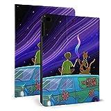 ZSMJ Étui pour iPad 1/2 avec support Motif The Boy with the Dalmatien