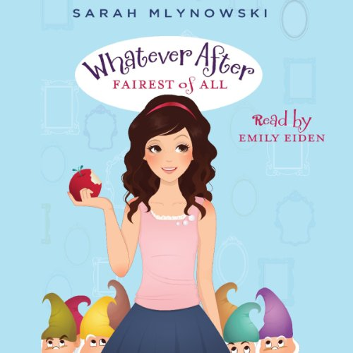 Fairest of All audiobook cover art